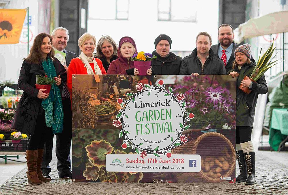 Limerick Garden Festival - Whats On